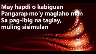 "ABS-CBN Christmas Station ID 2015 ""Thank you for the Love"" (Lyrics)"