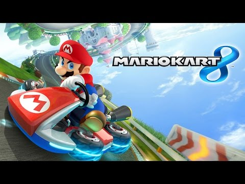 Mario Kart 8- Wii U Gameplay