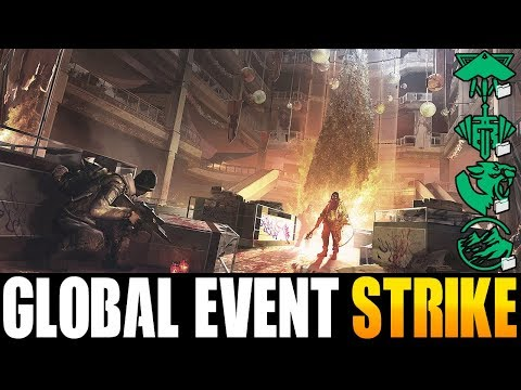 THE DIVISION - NEW GLOBAL EVENT + EVERYTHING YOU NEED TO KNOW ABOUT IT | GEAR SETS, MASKS & MORE