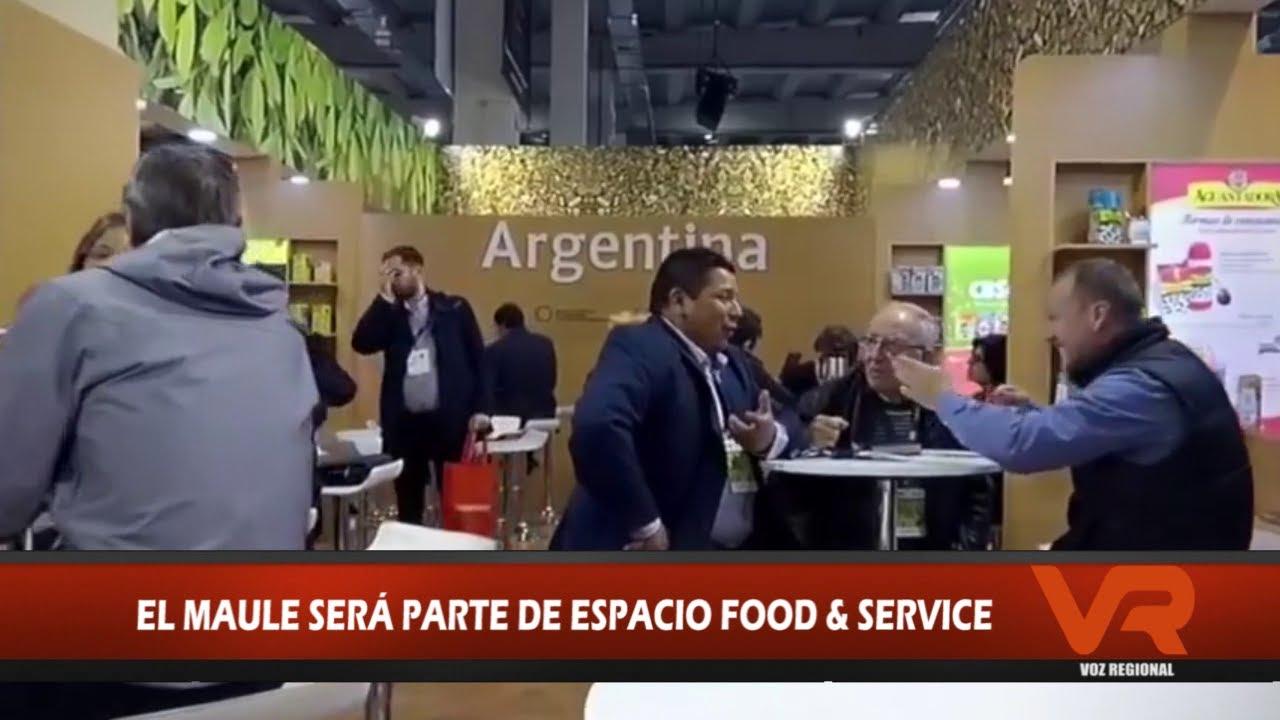 Maule en Espacio Food and Service