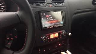 видео Двухзонный климат контроль