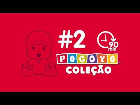 Pocoyo: Episódios completos de uma hora e meia em Português para crianças