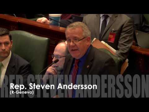 Andersson Energy Bill 2016