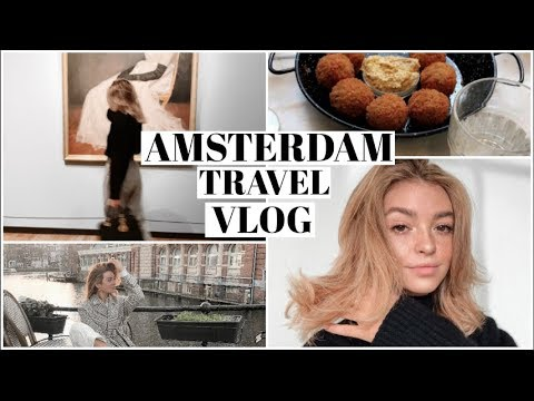 AMSTERDAM WEEK IN MY LIFE! What I did, wore, & ate in the Netherlands!