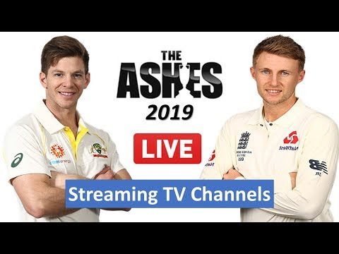 Ashes Series 2019 Live Streaming Tv Channels & Schedule   England Vs Australia