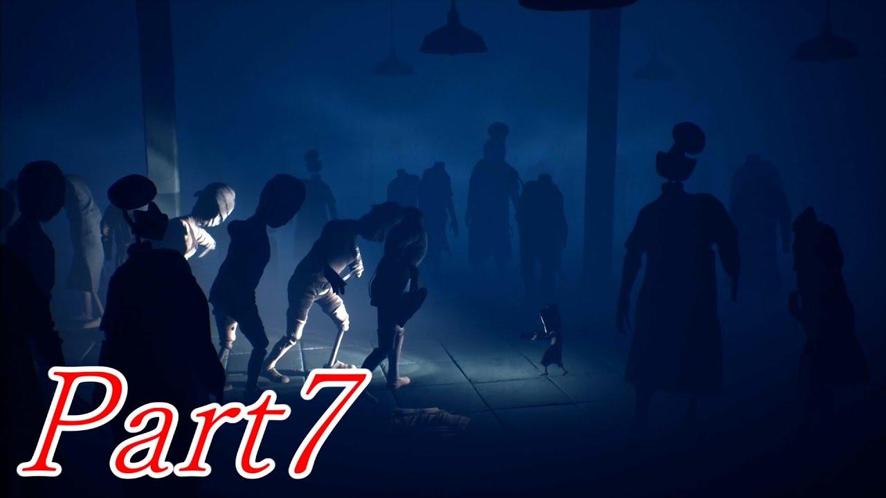 【リトルナイトメア2 (LITTLE NIGHTMARES II)】動くマネキン多すぎぃ💦【Part7】