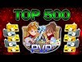 Top 500 PVP   Blue Fairy Pulls ~ KH Union χ[Cross]