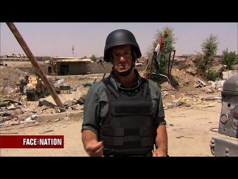 Inside Mosul: CBS News reports from the frontlines of Iraq