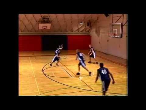 Basketball Offense: Double Back Pick