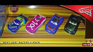 Ever Single Disney Cars 3 2017 diecast ever: Deluxes, singles, multi-packs, and more!