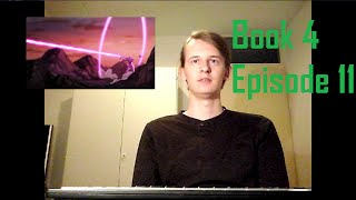 The Legend of Korra Book 4 Episode 11 Reactions - GIANT MECH! I KNEW IT!