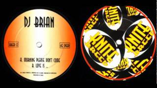 DJ Brian - Morning Please Don
