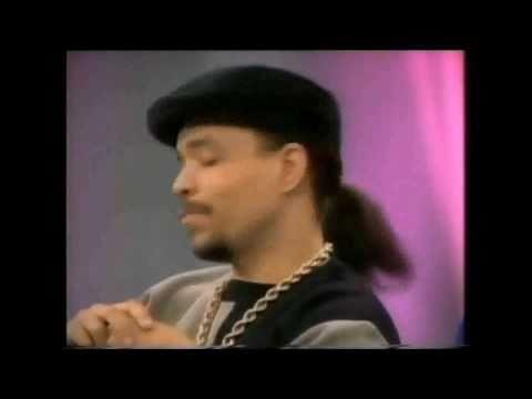 Oprah Ice-T 1990 Part 1/4