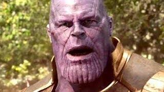 Вот, кто должен был убить Таноса