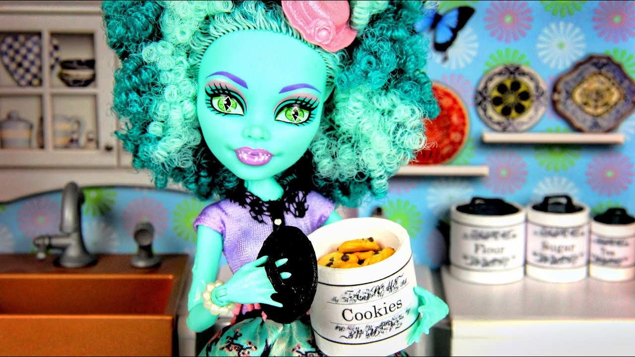 How to make doll kitchen accessories canisters plus for Kitchen crafts to make