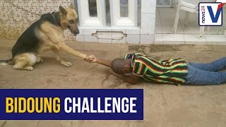 #BidoungChallenge   Cameroonian sports minister mocked on Twitter