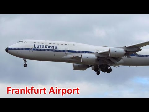 BUSY DAY! Planespotting at Frankfurt Airport: A380, 747, 777, A340, 787, A330, 767 and more!