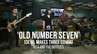Bita And The Botflies Old Number Seven Devil Makes Three Cover