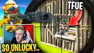 Tfue Gets UNLUCKY But Still DOMINATES Solo Cash Cup...