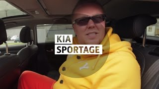 видео КИА Спортейдж 2013 (KIA Sportage) года