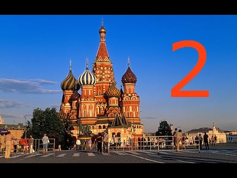 MISSION TO RUSSIA 2015: Part 2