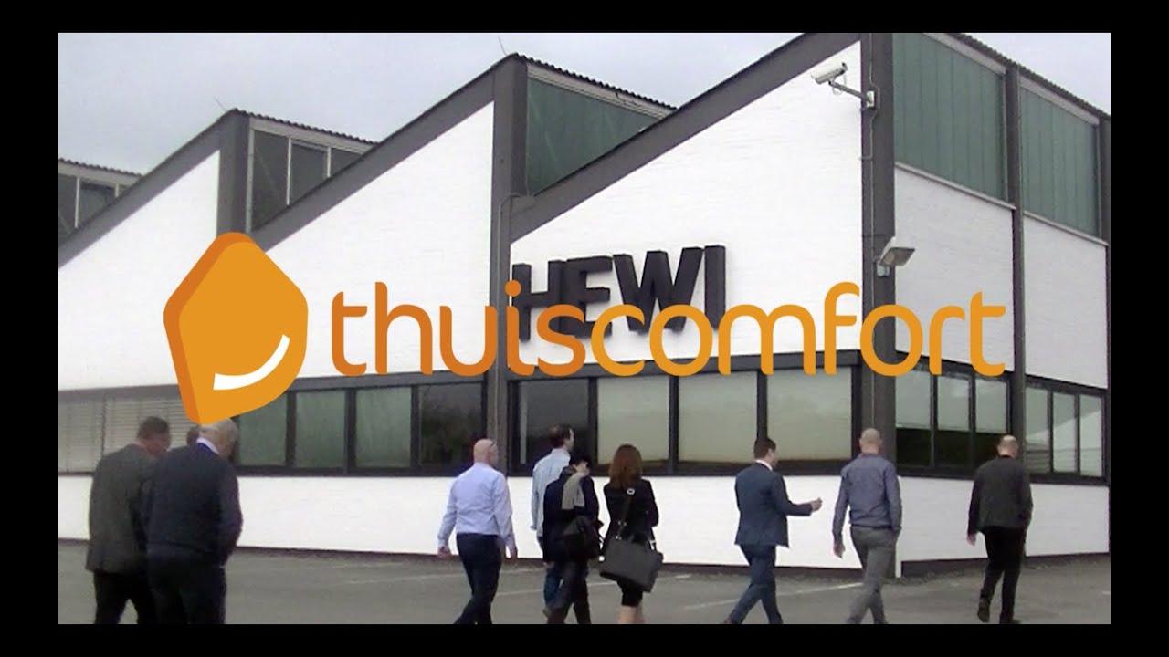 Fabrieksbezoek bij HEWI in Bad Arolsen (D)