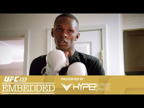UFC 259 Embedded: Vlog Series - Episode 3