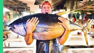 Download Filipino Seafood Tour! The Real King of Tuna in Mindanao! Mp3 and Videos
