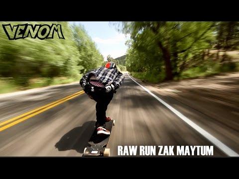 Raw Run: Zak Maytum
