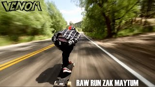 Raw Run: Zak Maytum