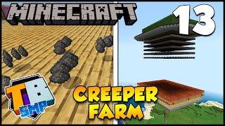 Creeper Farm & Industrial District | Truly Bedrock Season 2 Episode 13