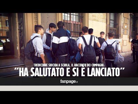 Roma tredicenne si suicida a scuola il racconto dei compagni ci ha salutato e si lanciato - Tavole massoniche per compagni ...