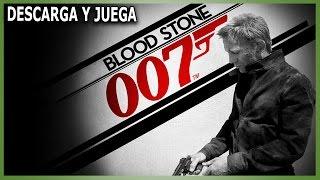 """Descarga y juega: """"007 James Bond Blood Stone"""""""