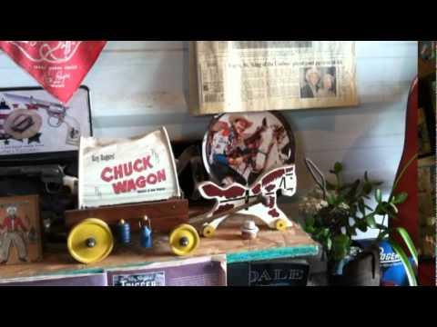 Grover Beach man an avid collector of Roy Rogers memorabilia