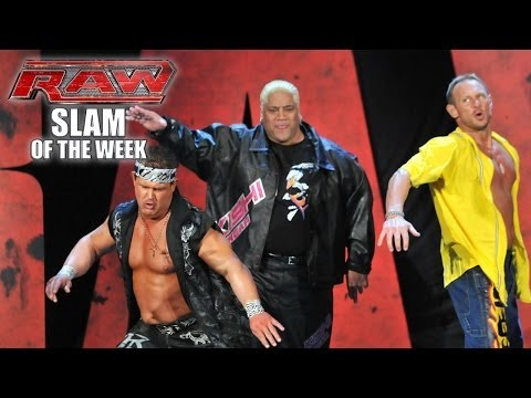 Too Cool Reunites - Raw Slam of the Week 1/6
