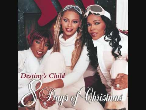 Клип Destiny's Child - White Christmas