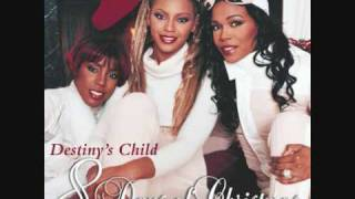 Watch Destinys Child White Christmas video