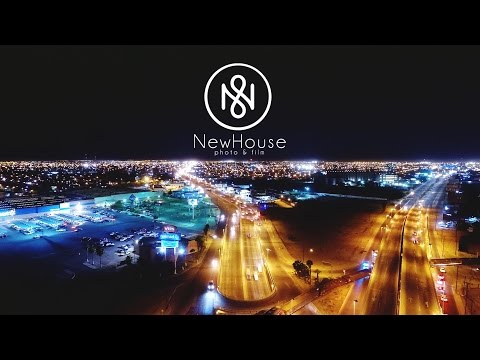 Mexicali, BC Desde Drone