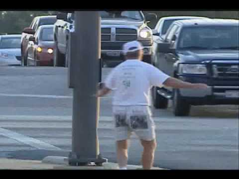 College Station Pole Guy - Shane McAuliffe - KBTX News 3