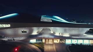 關於衛武營的建築設計,法蘭馨·侯班這麼說