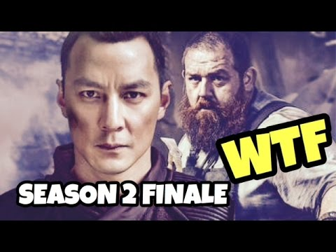 STUPID! Into The Badlands Season 2 Finale Spoiler Review!