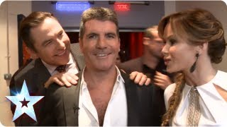 Access All Areas at the Semi-Finals | BGT Unseen with Morrisons | Britain's Got Talent 2013