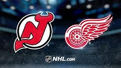 Red Wings win in final game at Joe Louis Arena