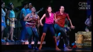 Cola en Miami para unirse elenco del musical sobre de Estefan