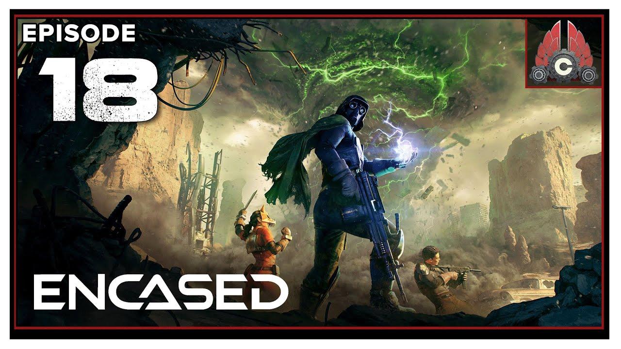 CohhCarnage Plays Encased - Episode 18