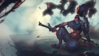 Repeat youtube video League of Legends YASUO Login Theme