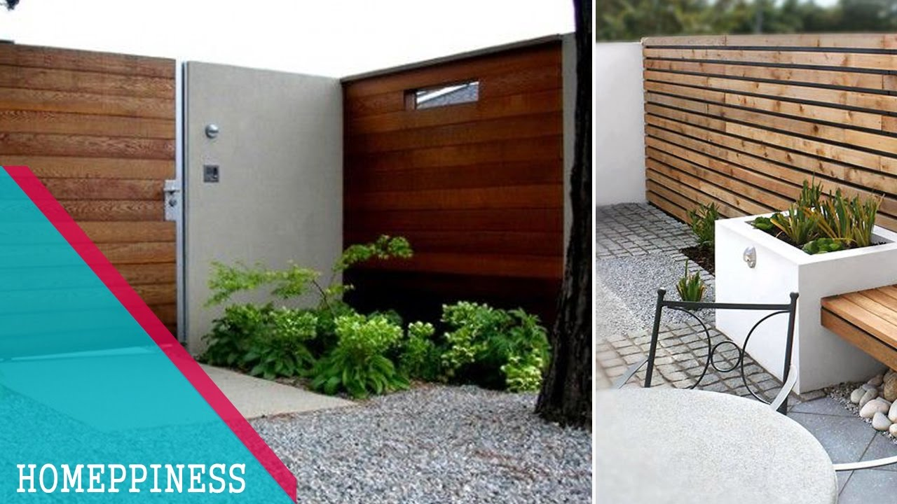 30 best choice contemporary horizontal wood fence youtube 30 best choice contemporary horizontal wood fence baanklon Images