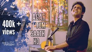 Agar Tum Saath Ho - Tamasha | Male Version | A. R. Rahman | Aarit Unplugged (Cover)