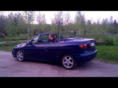1998 Renault Megane Cabriolet