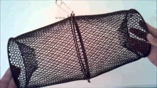 Danielson Crayfish, Crawdad, and Crawfish Trap Pot MTWC Review by MUDD CREEK